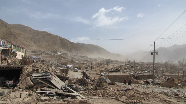 Yushu Earthquake April 2010