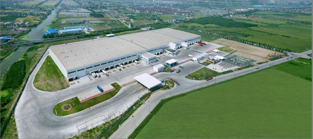 Tesco opens first green logistics centre in China - China Direct