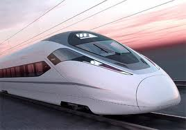 Ch High Speed Train