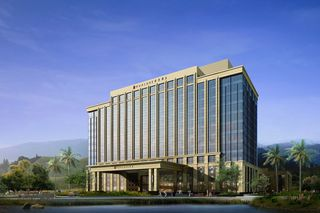 IHG, HUALUXE Hotels & Resorts Yangjiang City Centre