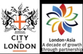 City of London & London + Asia logo