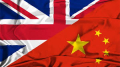 UK-China Flags logo