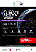 Malaysia Climate Action Week 25-29 Oct 21