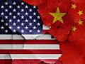 US-China Flag